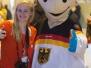DEB Eishockeyfans in Oberhausen