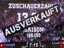 DEL - Adler Mannheim vs Iserlohn Roosters 23.12.2016