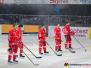 PlayOff Achtelfinale Spiel 1: Hannover Scorpions - Blue Devils Weiden