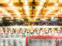 U25 Deutschland vs. Schweiz mit 4 : 2 am 5.2.2019 vor 2550 Zuschauern in Memmingen